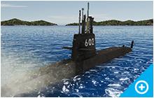 おやしお型潜水艦「きたしお」スクリーンショット1