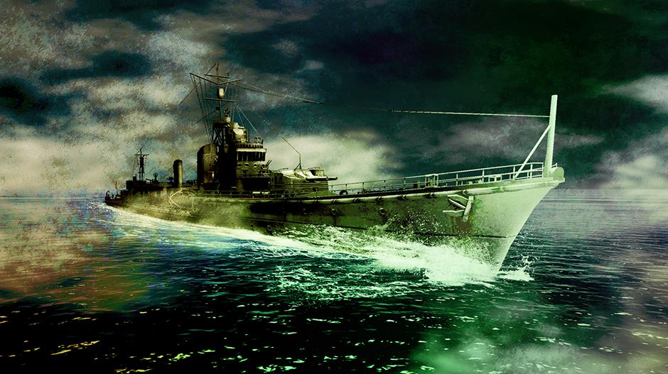 領海戦イメージ